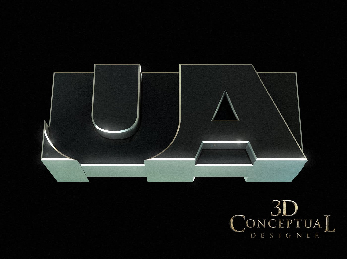 3dconceptualdesignerblog project review united artists logo update