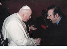 Incontro con Giovanni Paolo II