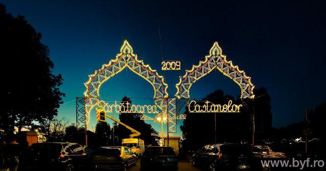 Intrare Sărbătoarea Castanelor 2009