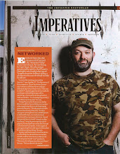 Featured in Improper Bostonian Magazine