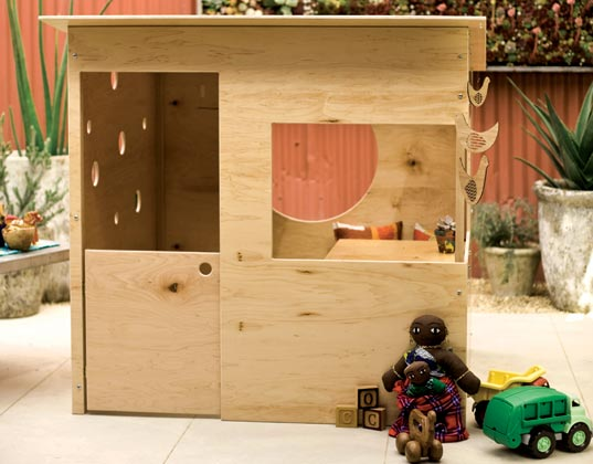 Modern Playhouses use