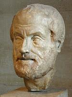 180px Aristoteles Louvre «βαρβάρων δ' Ἕλληνας ἄρχειν εἰκός»