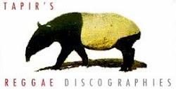 TAPIR'S REGGAE DISCOGRAPHIES