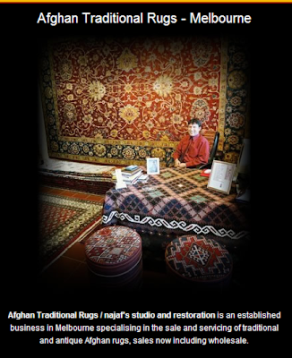 "najaf mazari (the rugmaker of mazar-e-sharif by najaf mazari and robert hillman) ""the  heartbreaking resilience of the afghani rugmaker"" by dr jennifer minter."