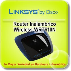 Router Linksys 610 N