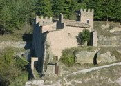 Castell - Monestir Sant Lloren del Munt