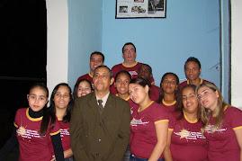 grupo de jovens Real Viver  (IBPVB Goiabal)