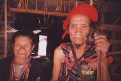 Kaidaw village Southern Chin State 2006
