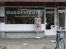 De Hobbystunter