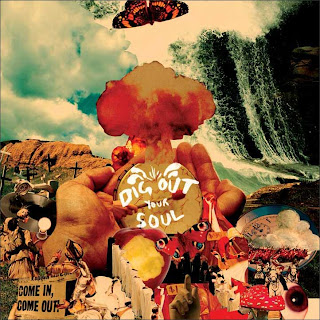 Oasis Dig Out Your Soul album cover
