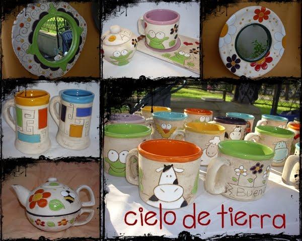 Cielo De Tierra Ceramica Artesanal