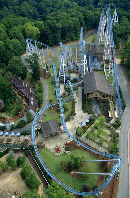 Image Result For Best Roller Coaster At Busch Gardens Williamsburg