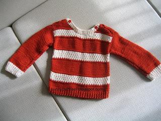 детский свитер из мериносовой шерсти