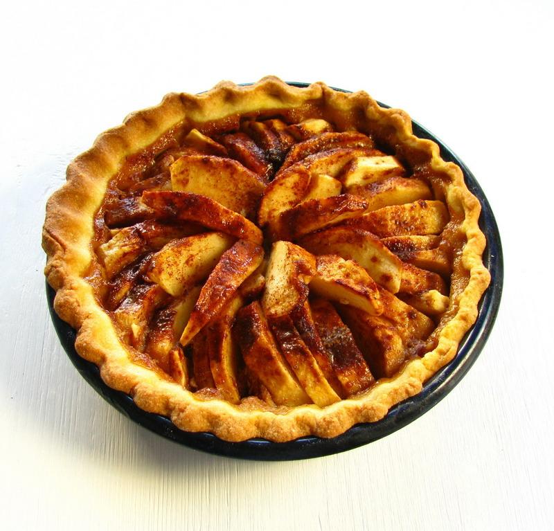 Apple Crostata Recipes — Dishmaps