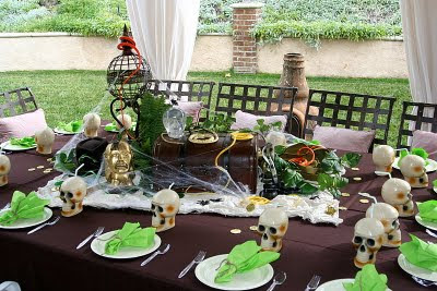 The lawellin family indiana jones party theme - Indiana jones party decorations ...
