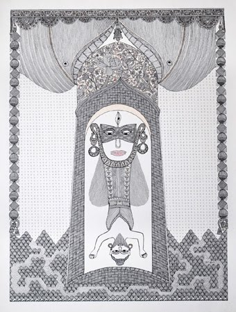indian contemporary art pushpa kumari