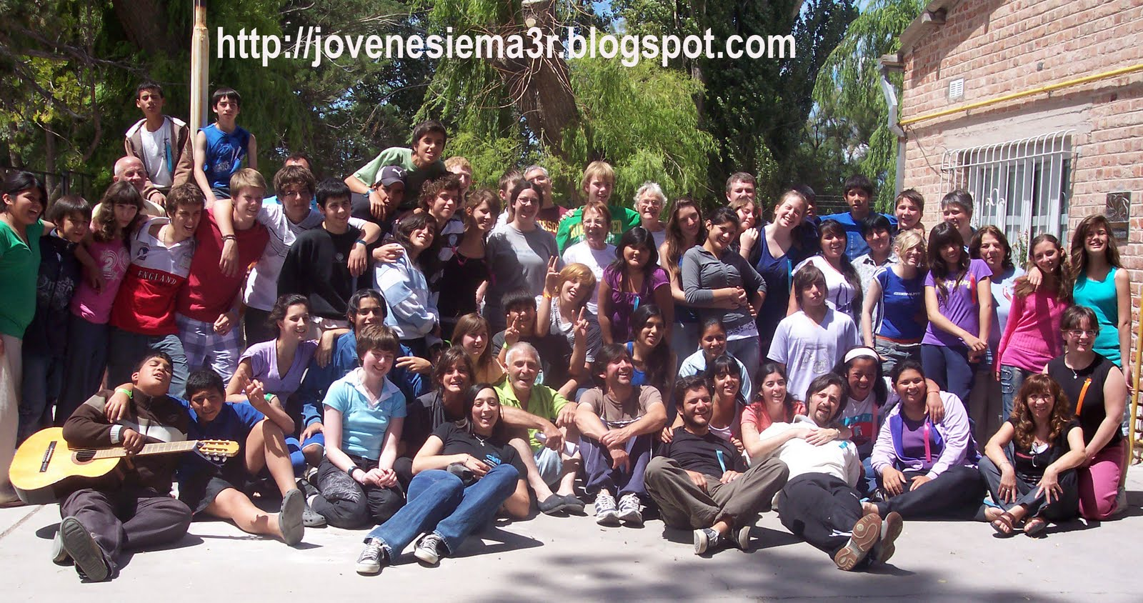 Jóvenes Metodistas de la 3ra Región