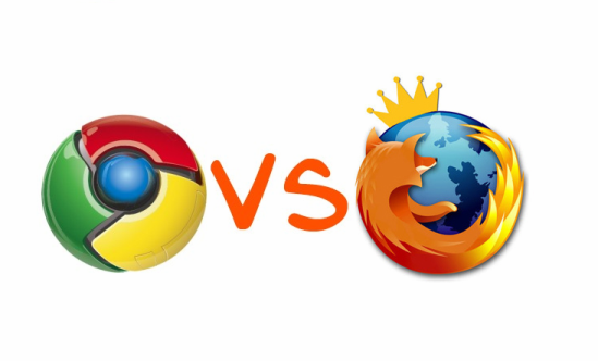 google chrome vs firefox118 Firefox khng Google   Tn ti hay khng tn ti?