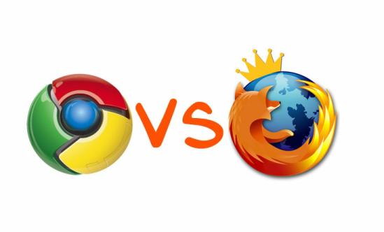 google chrome vs firefox118 Firefox không Google   Tồn tại hay không tồn tại?