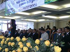 Os Pastores no Culto de Missões