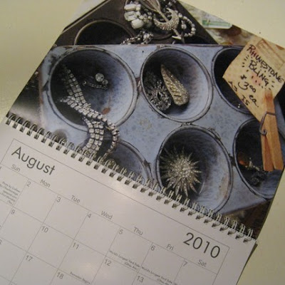 junk calendar
