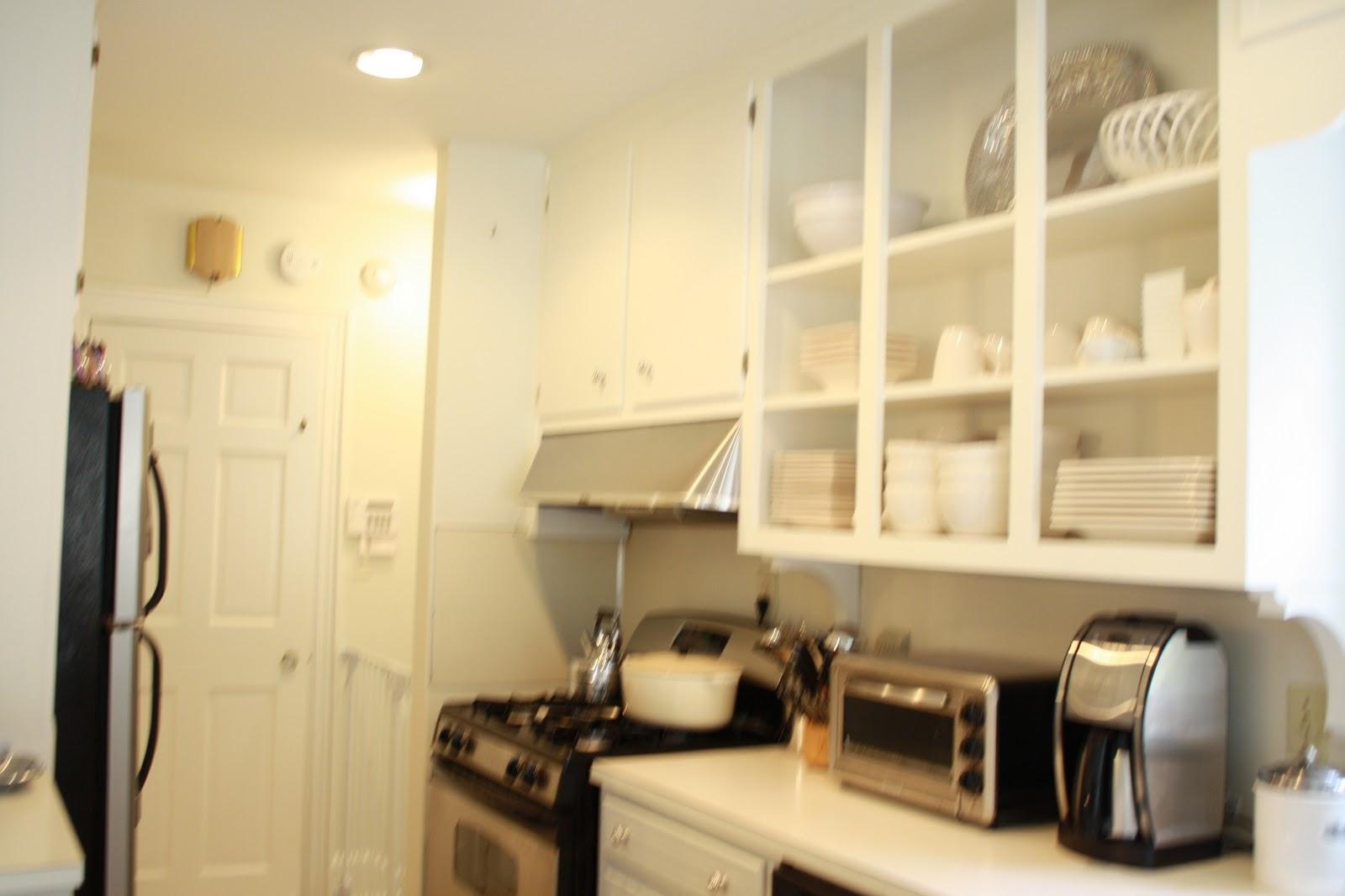 SherwinWilliams Alabaster Cabinets