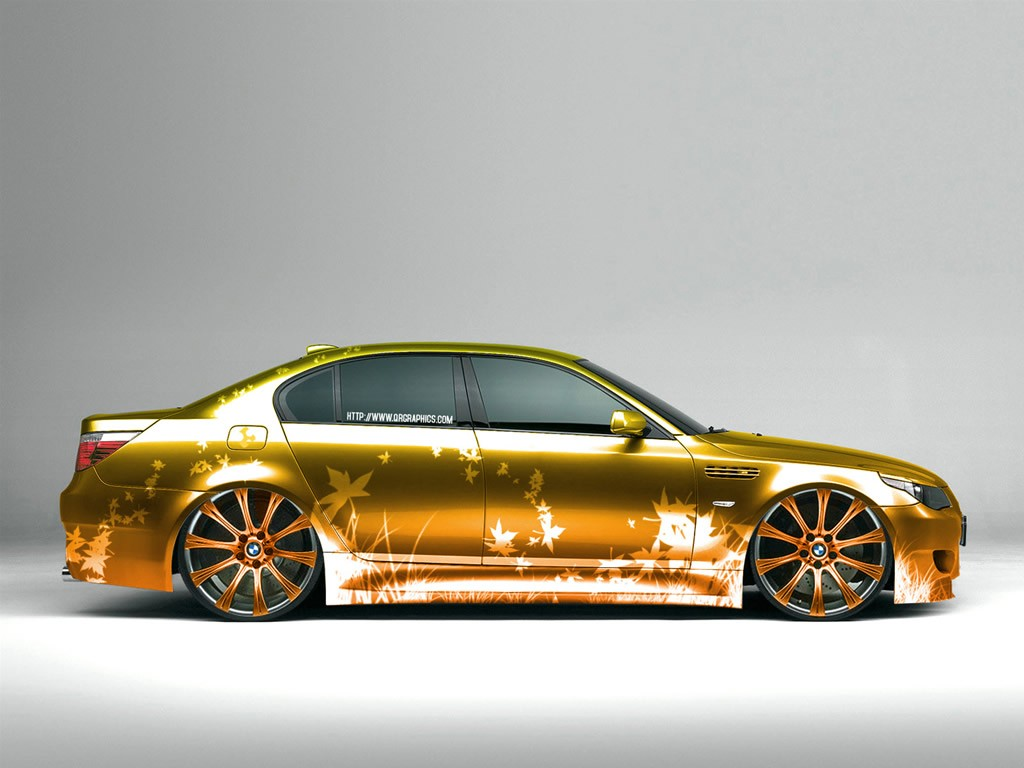 Cool Gold Cars