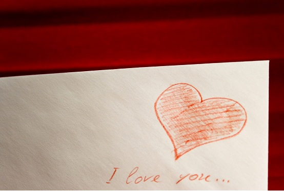 Creative ways to write a love letter