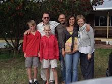 Sale avec Daniel Andrea et les enfants