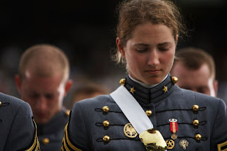 West Point cadet
