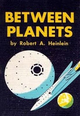 Cover of 'Between Planets'