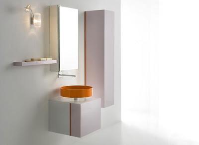 colectie de mobila pentru baie
