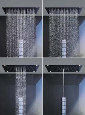 Poze dus de baie modern