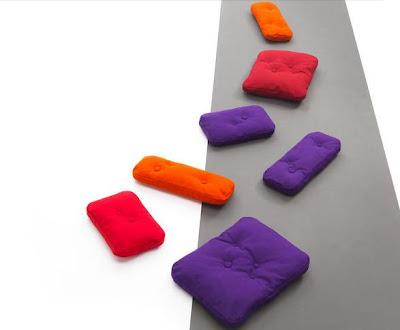 perne pentru canapele, fotolii, paturi