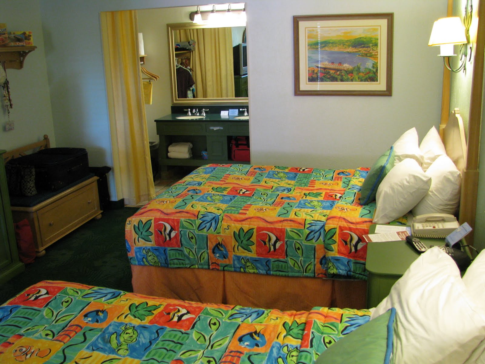 Up To 40 On Disney World Resort Rooms For Fall 2010
