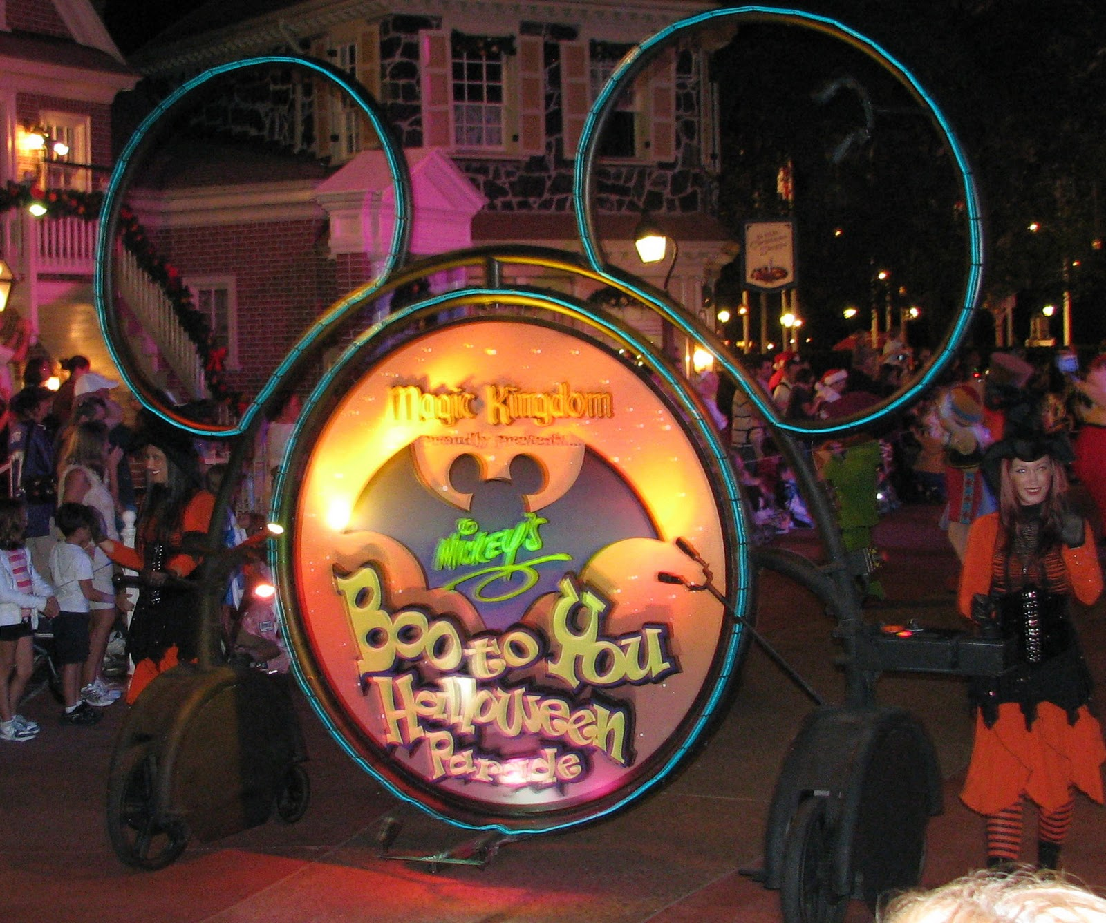 Disney World Halloween Tradition: Mickey's