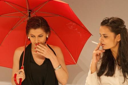 Foto do meu trabalho como atriz