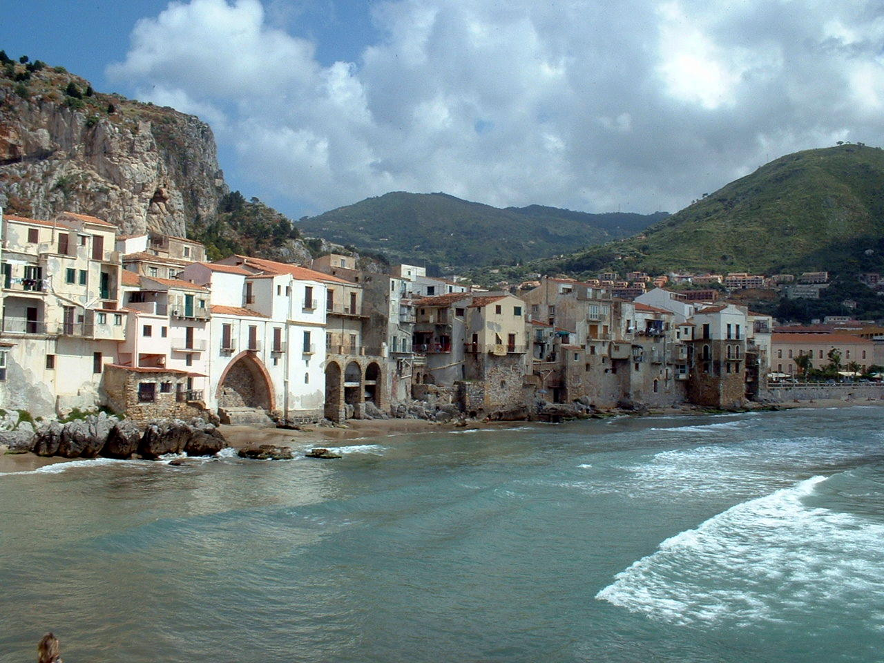 Cefalu Italy  City pictures : TrekDigest: Cefalu, Sicily, Italy