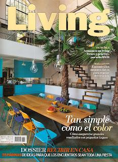 Tapa Living Diciembre - Revista Living - De buena mandera...