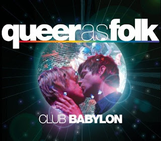 Queer as Folk (QAF) Club Babylon with Justin and Brian