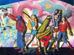 Графити и молодежь