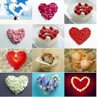 День Святого Валентина - коллаж
