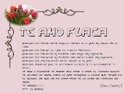 Te Amo Flak' (teamoflaca)