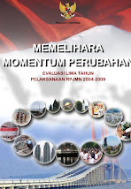 Buku Evaluasi Lima Tahun RPJMN 2004-2009: Memelihara Momentum Perubahan