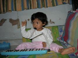 Berlatih Harmonika