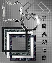 Silver & Black Frames Sampler