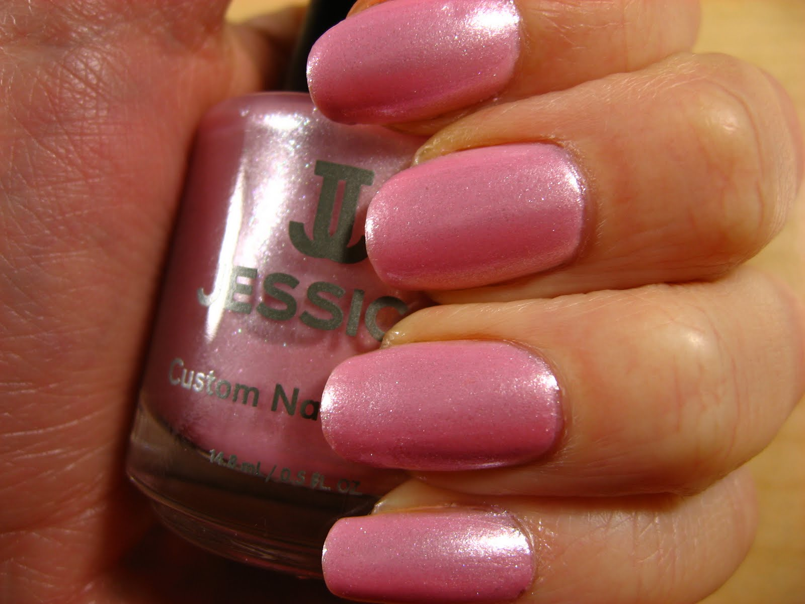Right on the Nail: Jessica Cosmetics Daydream Spring 2010: Starry Eyed