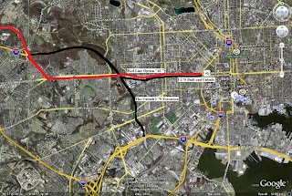 Baltimore City39s Past Present And Future Early Interstate