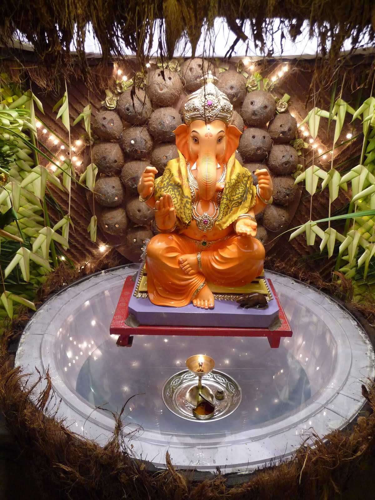 for Decoration ganpati