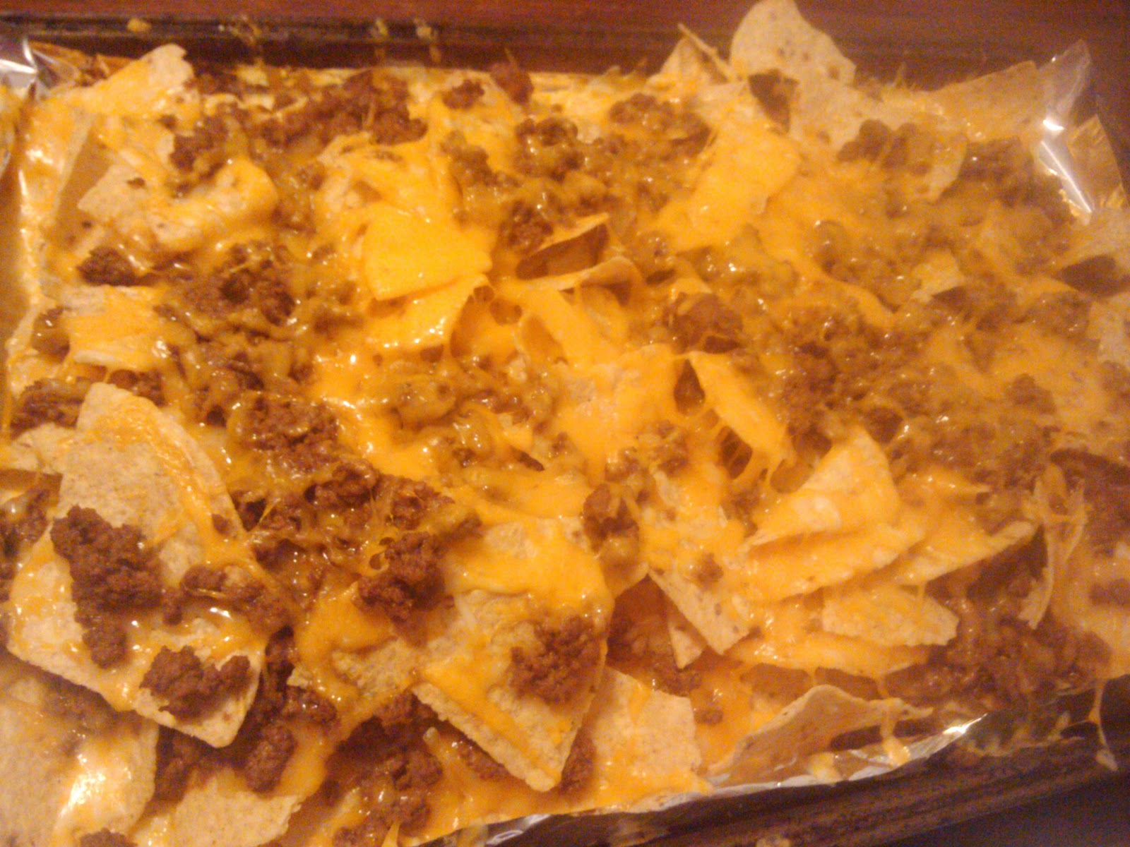 It Started With One.....: The Art of the Nacho